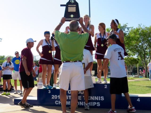 Girls Tennis State