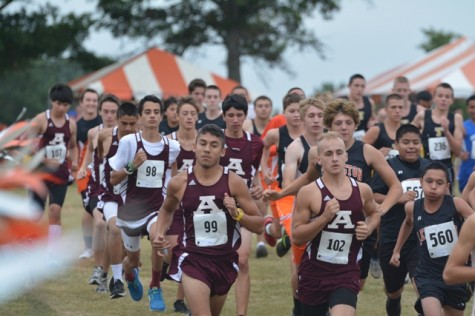 Cross Country: May the Course Be With You
