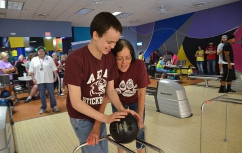 Striking Through the Special Olympics