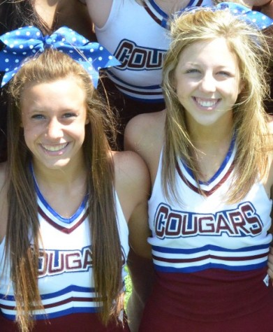 Cheering Their Way to All-State