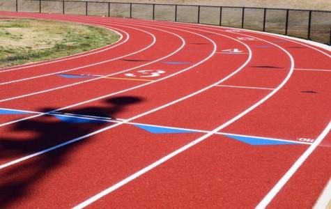 Man dies at Ada High School track