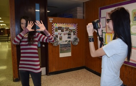 Capturing the moments at Ada High