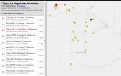 Many Oklahoma Residents 'Shaken' by Early Morning Earthquake