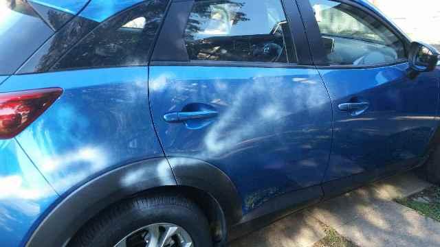 Teacher's Car Vandalized Over Weekend