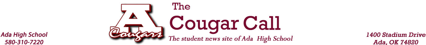 The student news site of Ada High School