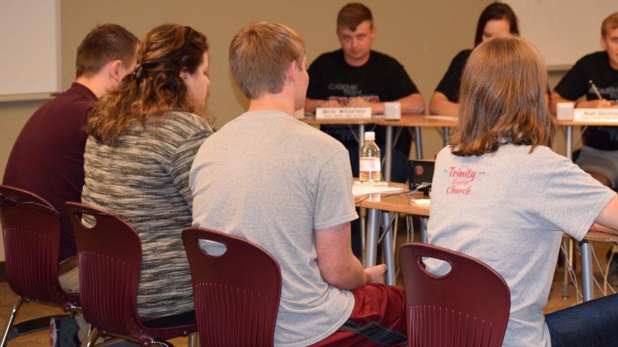 Ada High Hosts District Academic Meet