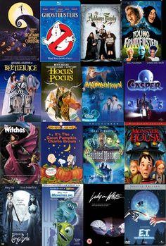 Top 10 Halloween Childhood Movies