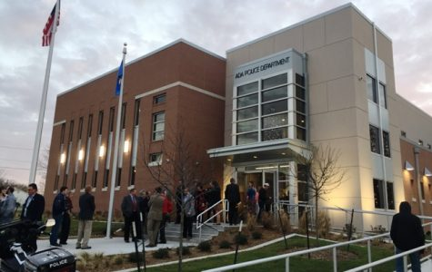 Ada cuts ribbon on new police station