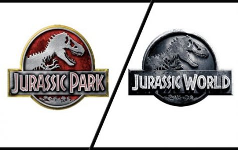 Jurassic Park vs Jurassic World