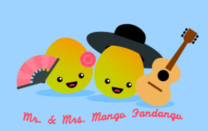 Mrs. Mango Responds To A Holiday Dreader