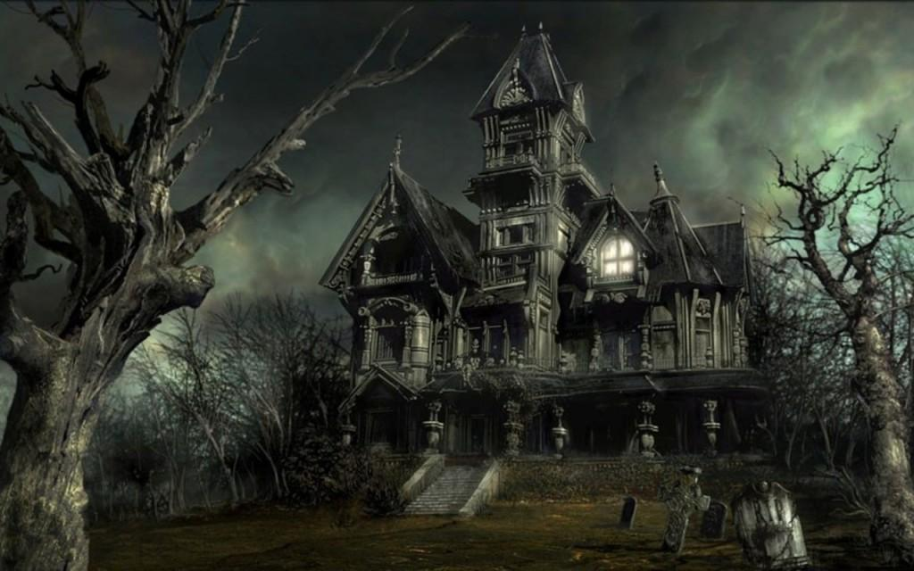 Top Haunted Houses & Trails of Oklahoma
