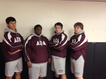 Cougar Wrestle Their Way To The Top