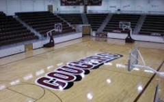The Ada Cougar Activities Center holds the home court of the Cougar basketball team.