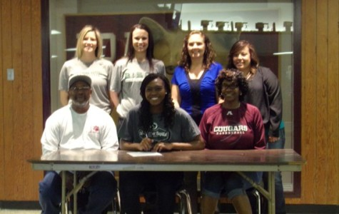 Aaliyah Blakely Signs With OBU