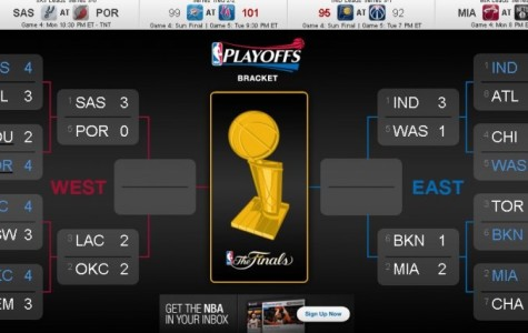 NBA Playoff's