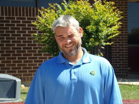Mr. Robbins Teacher of the Month