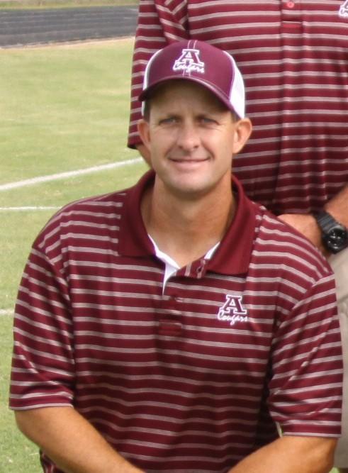 Teacher of the Month; Coach Weber