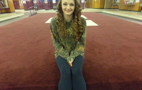 Student of The Month: Paige Rhoads