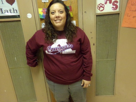 Teacher of the Month: Coach E
