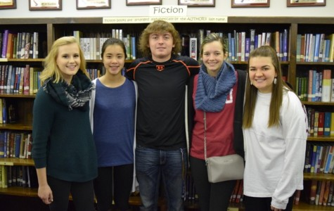 Ada High National Honor Society elects new officers