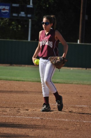 Freeman competes in national softball tournament
