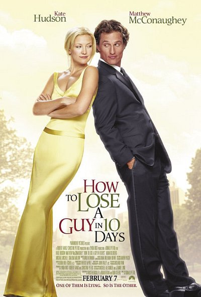 Movie Review: How to Lose a Guy in 10 Days