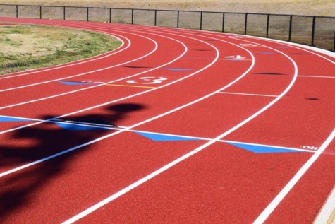 Man dies at Ada High School track