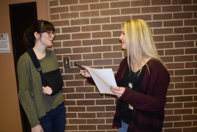 Interviewing in journalism