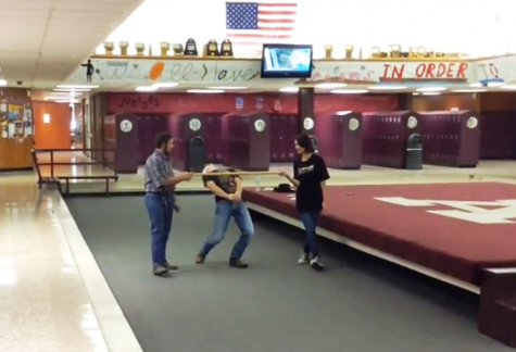 Cougar Challenge: Teacher dance-off