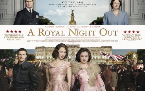 A Royal Night Out poster art via Google Images