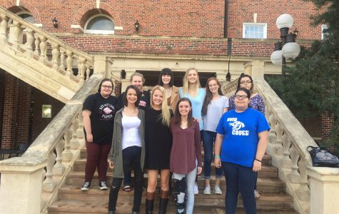 Cougar Call Staff Head to OSU for High School Journalism Day