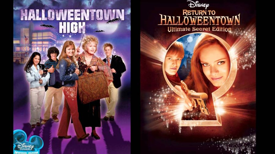 Halloweentown High and Return to Halloweentown