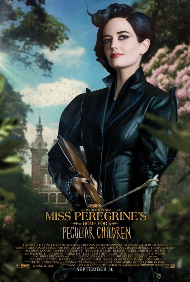 Movie Review - Miss Peregrine's Home For Peculiar Children