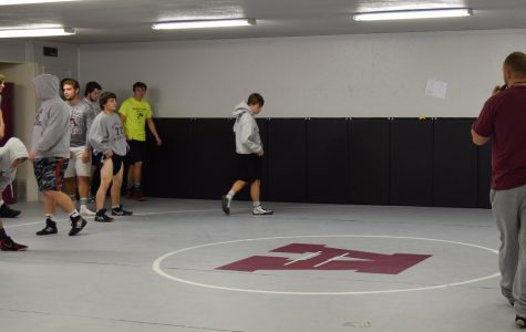 Ada's Wrestling Coach - Kyle Bohannon