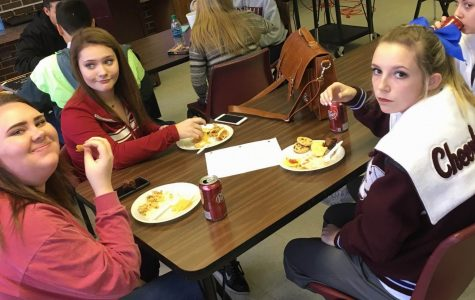 Ada High F.C.C.L.A hosts recruitment lunch