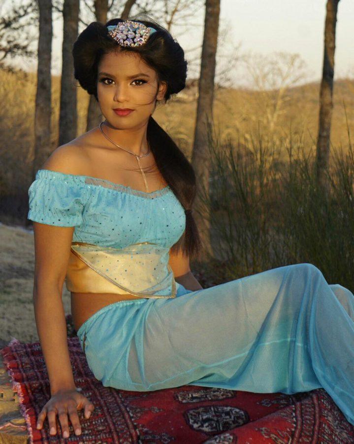 Jasmine - Aladin (the movie)