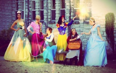 Princesses at the event will include Tiana, Rapunzel, Ariel, Snow White, Red Riding Hood, Cinderella and many more.