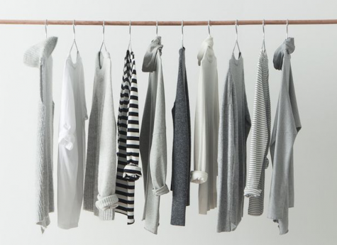 Simplicity Series: In your closet
