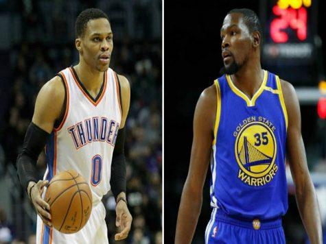 Thunder vs Durant
