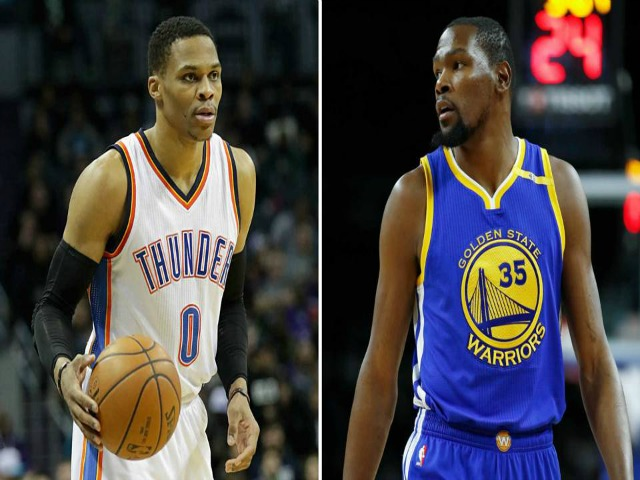 The grudge match between the OKC Thunder and former leader, Kevin Durant, continues to escalate both online and on the court.