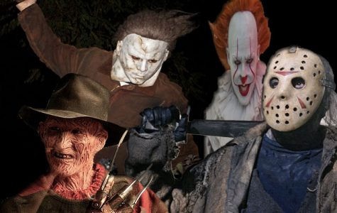 Horror movie icons deserve Halloween homage
