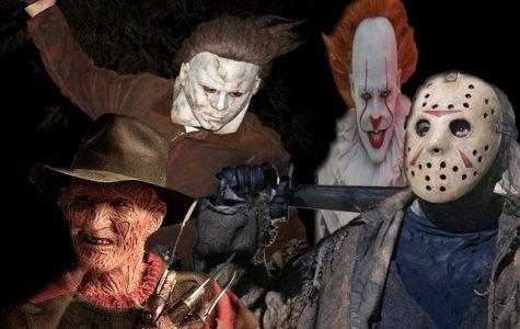 Horror movie icons deserve Halloween homage