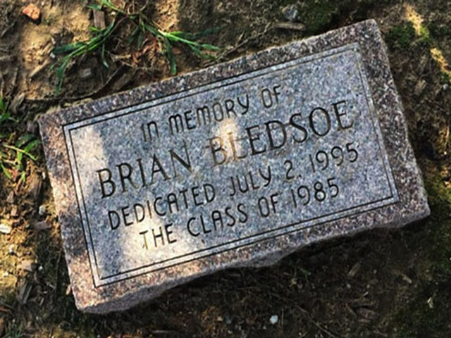 Brian Bledsoe was a member of the Class of 1985. At the time of publication, no additional information could be found.