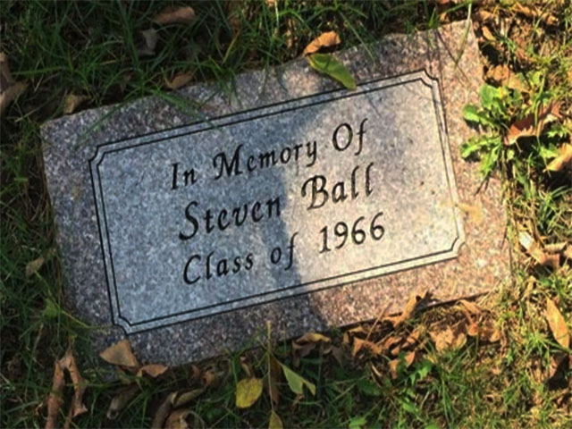 Steven Ball was a member of the Class of 1966. At the time of publication, no additional information could be found.