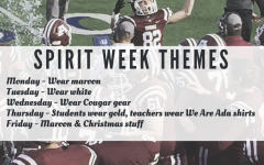 Spirit themes announced to support gold ball pursuit