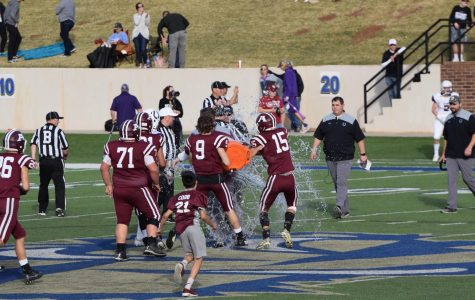 Cougars defeat Broncos, advance to state championship game
