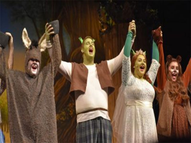 Shrek The Musical does not disappoint