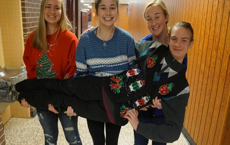 Vote for the best ugly Christmas sweater
