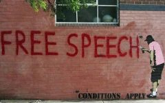 Student journalist's right to freedom of speech