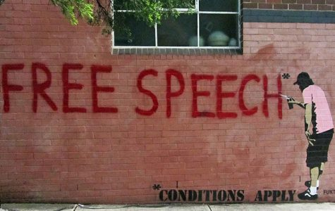 Student journalists' right to freedom of speech